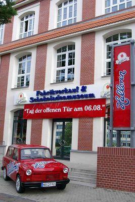 Hallorenschokoladenmuseum und Verkauf