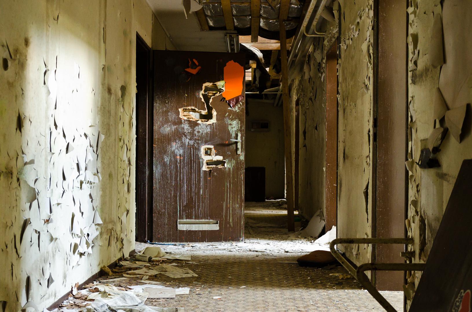 Halloween Horror Hostel