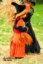 Halloween im Botanischen Garten - Kleine Hexen
