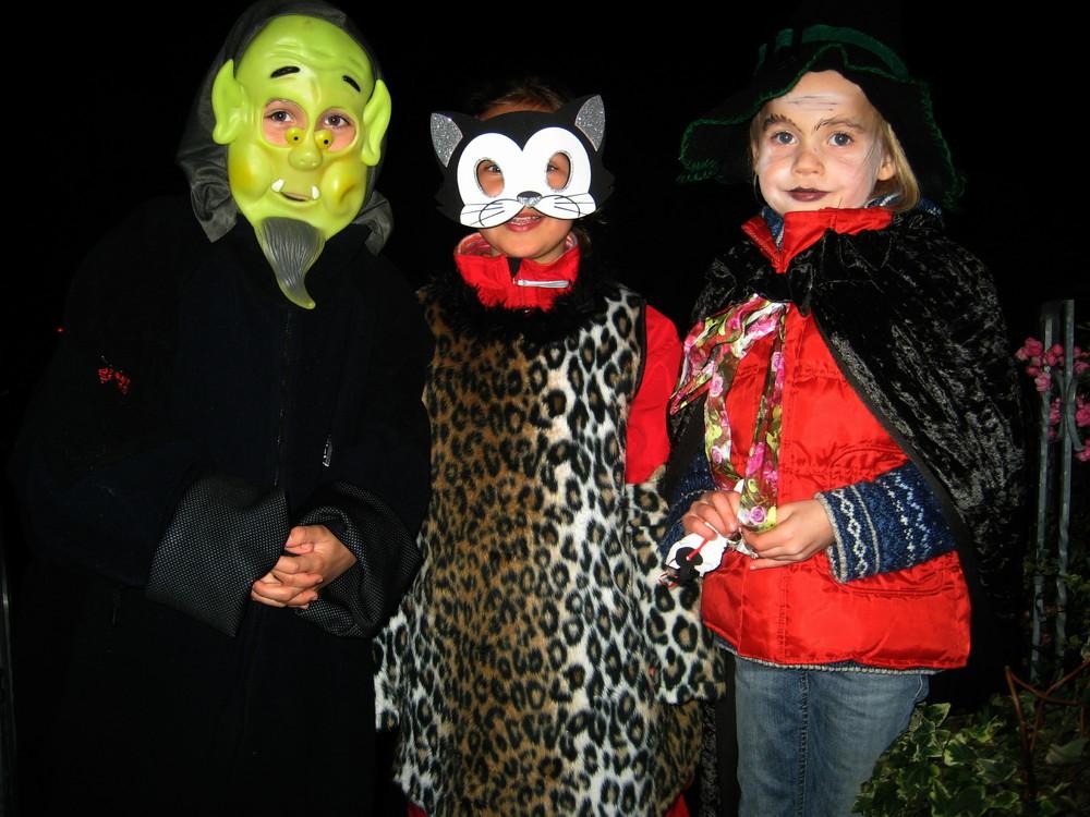 halloween in Flemhude .....