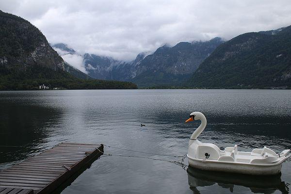 Hallstätte See