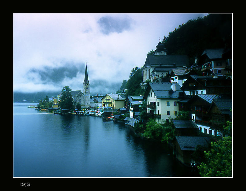 Hallstatt's morning