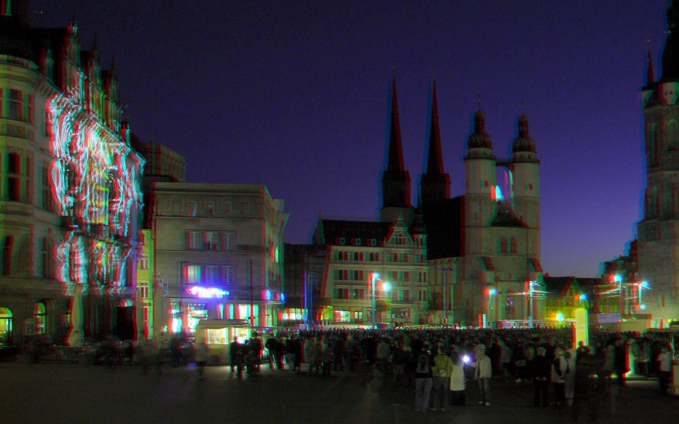 Hallumination 2010 (3D-Foto)