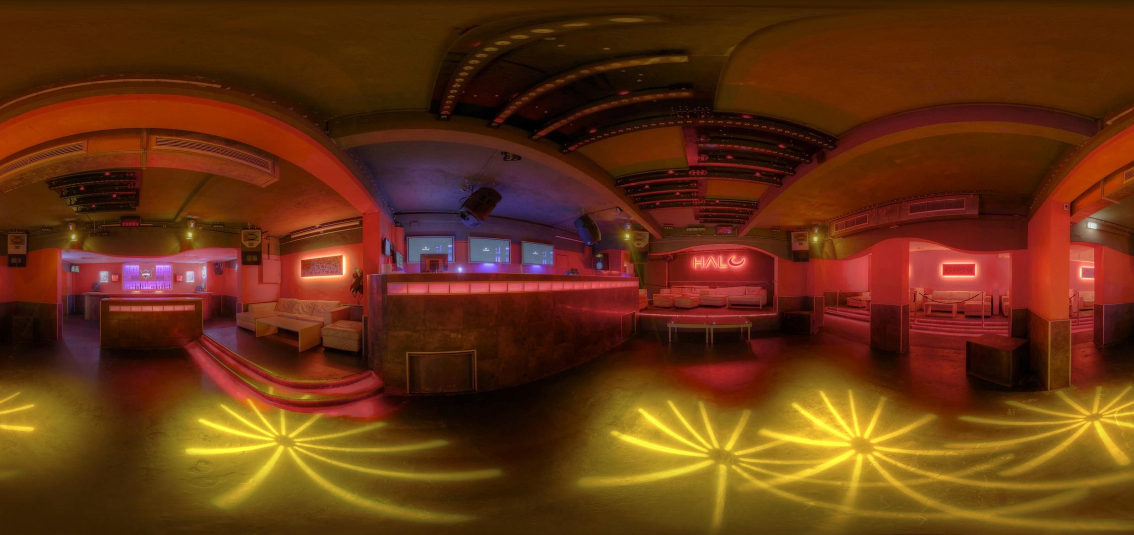 HALO Clubbing