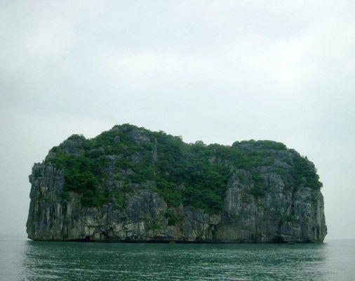 Halong Bay 2004
