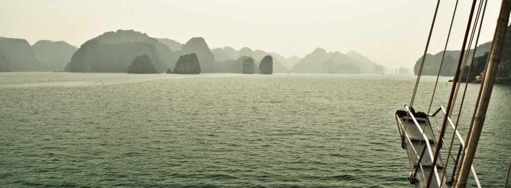 Halong Bay - Goodby