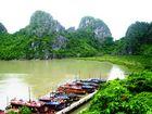 Halong Bucht: Dau Go Cave