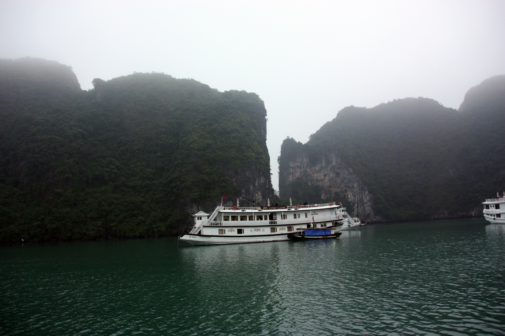 Halong Bucht - Vietnam 1