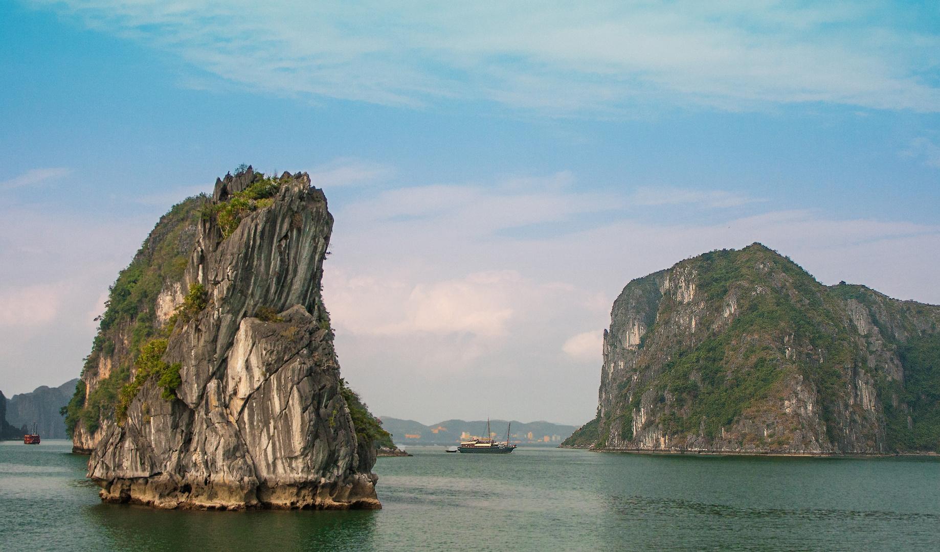 Halong-Bucht - Vietnam