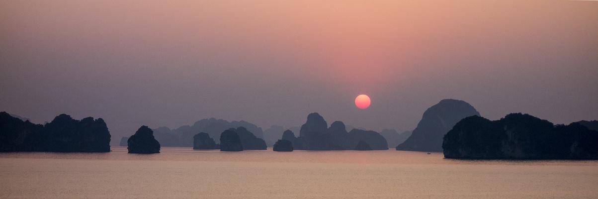 Halong-Bucht (Vietnam)