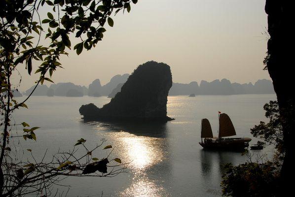 Halongbucht Vietnam