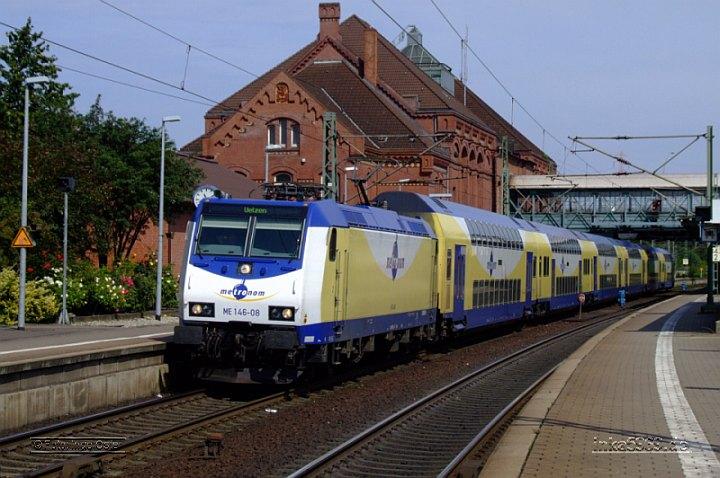 Halt in HAM Harburg