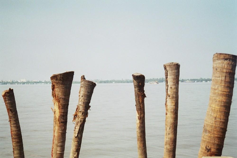 Halt und Sicherheit im trüben Wasser