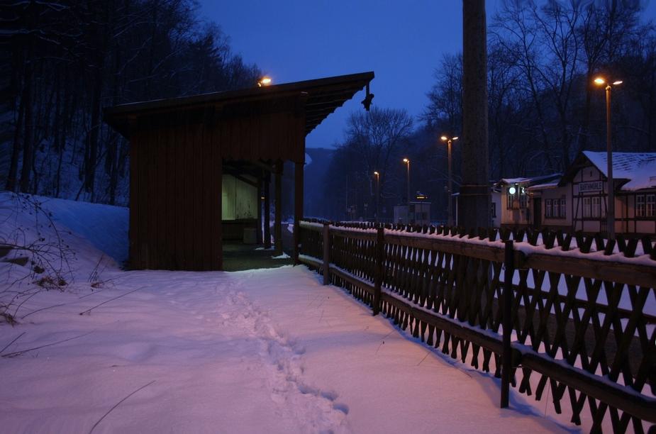 Haltepunkt Barthmühle