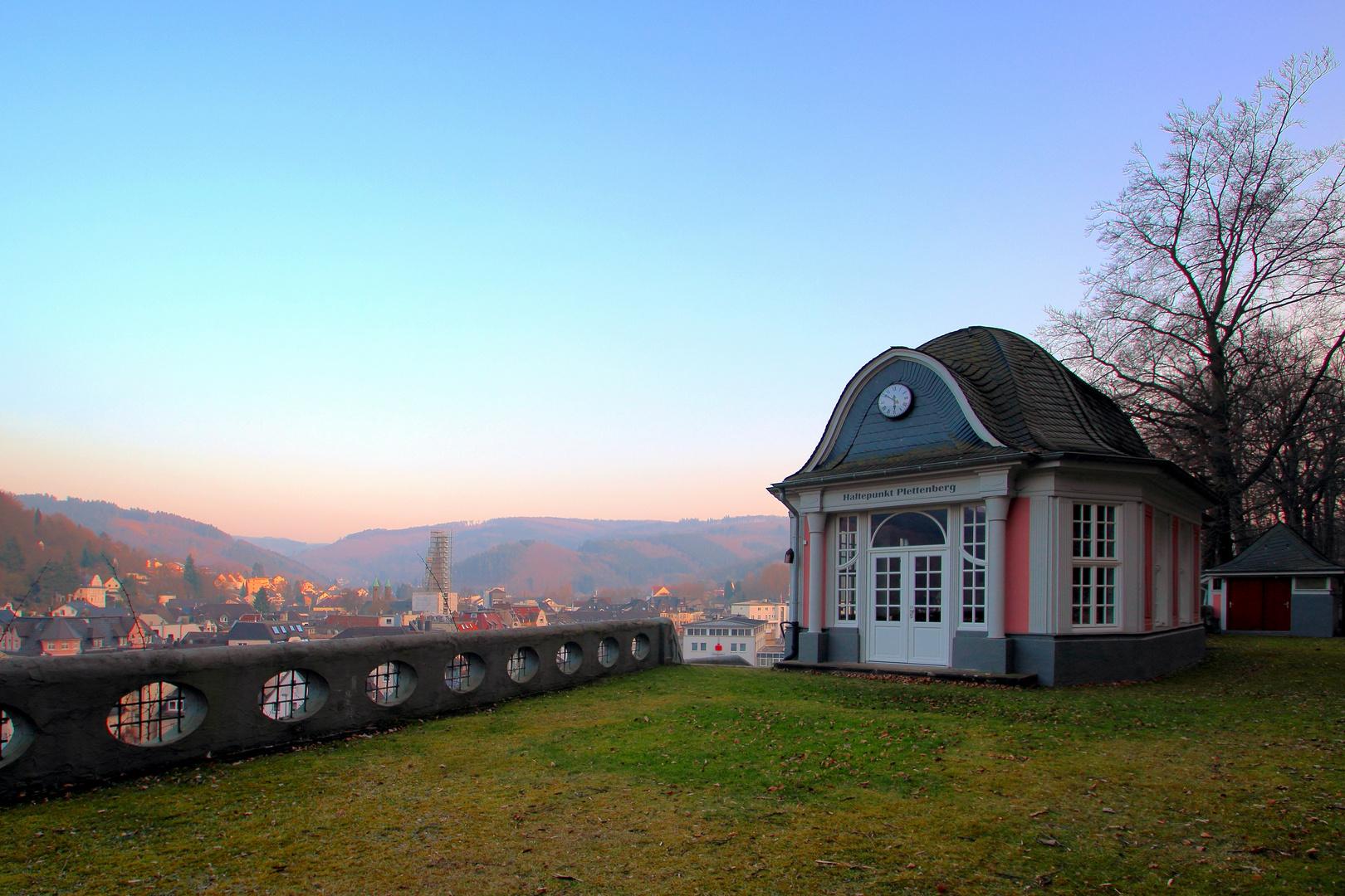 Haltepunkt Plettenberg