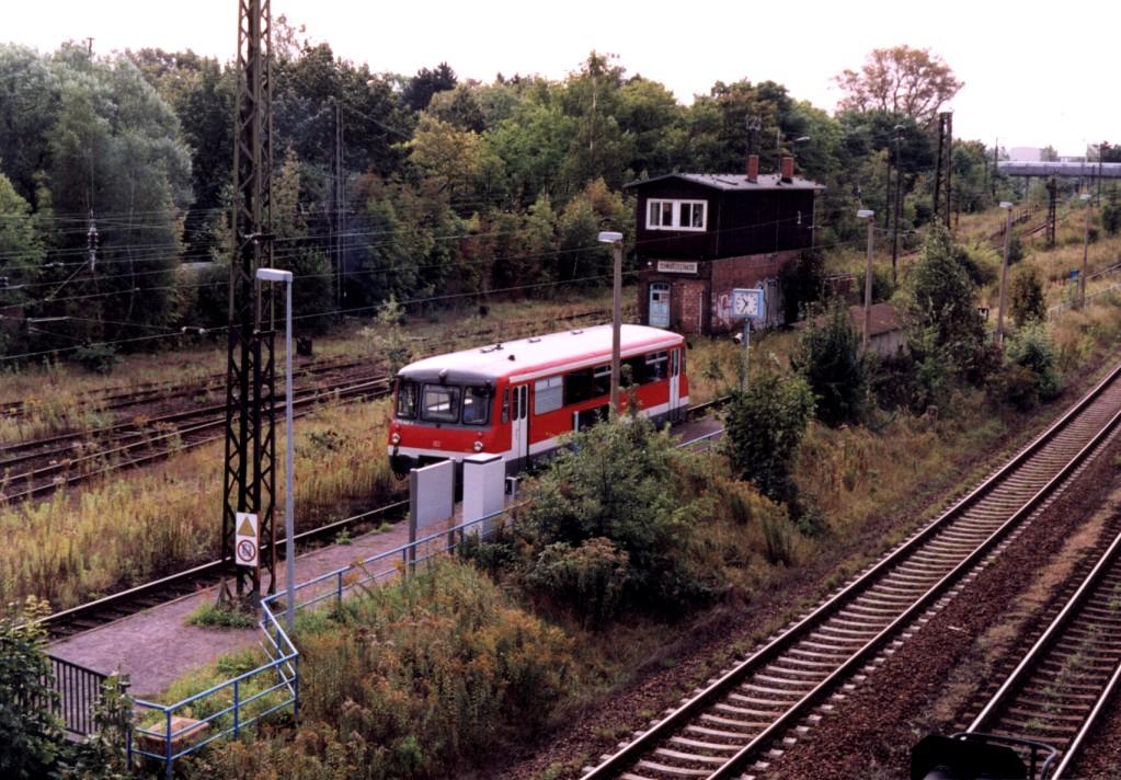 Haltepunkt Schwartze Straße