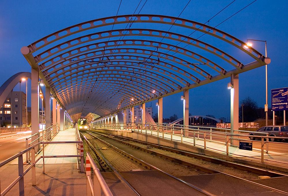 Haltestelle Buchholz/Noltemeyerbrücke (1)
