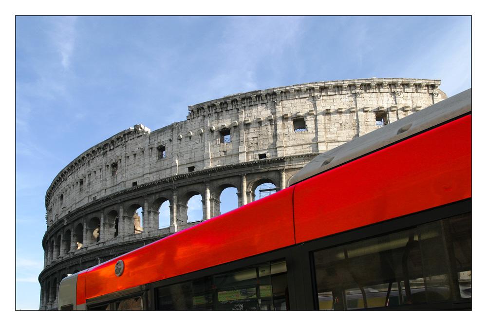 Haltestelle Kolosseum