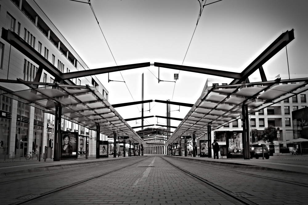 Haltestelle Postplatz