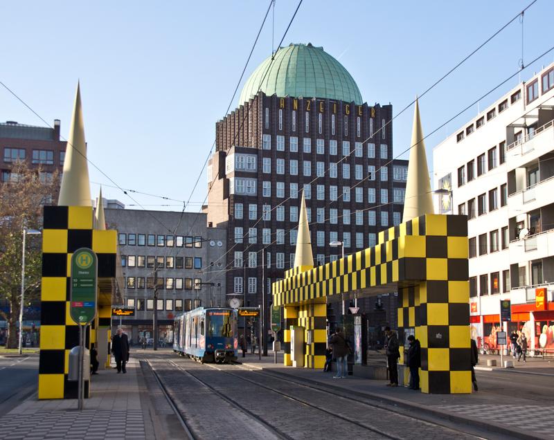 "Haltestelle ""Steintor"", Hannover"