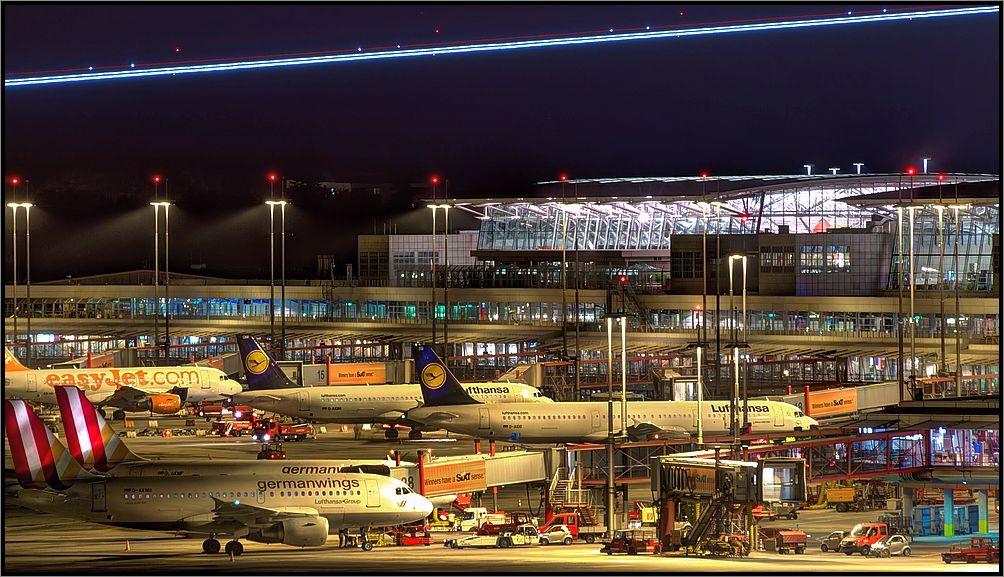 - HAM Airport -