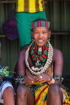 Hamarjunge, Turmi, Äthiopien