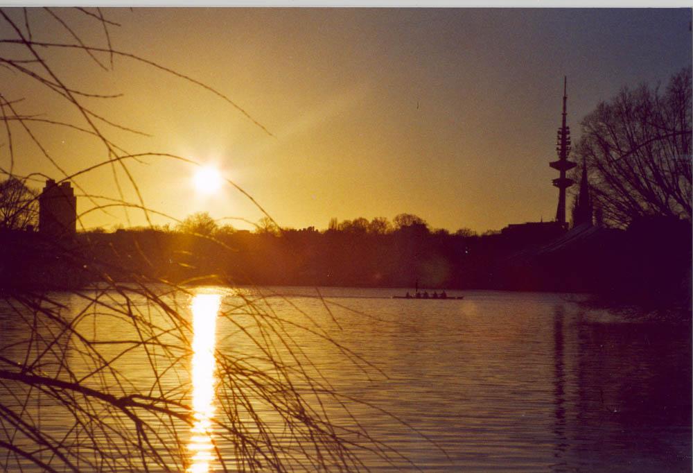 - Hamburg - Alster - 2