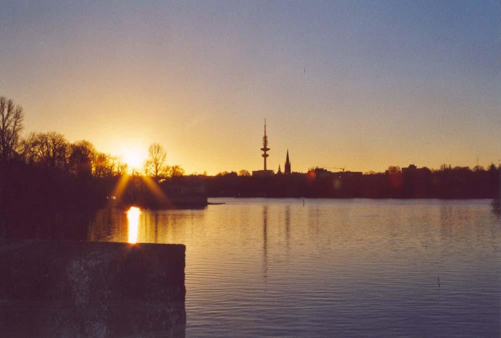 - Hamburg - Alster - 5