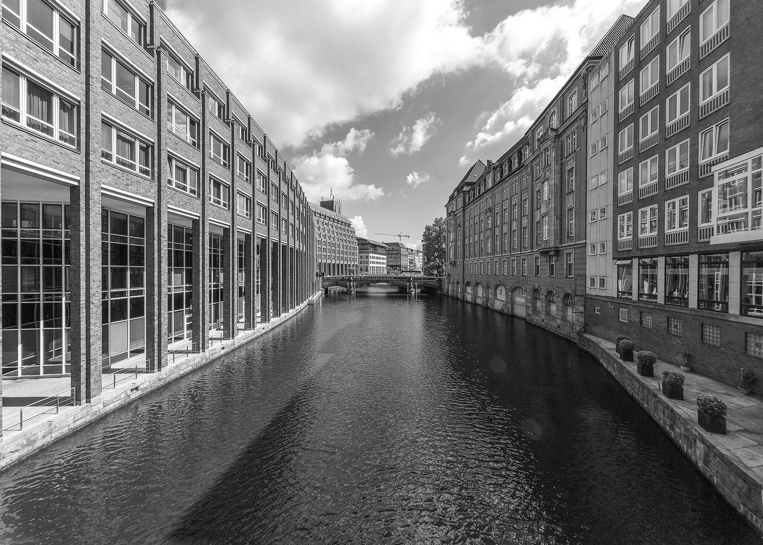 Hamburg, Alsterfleet