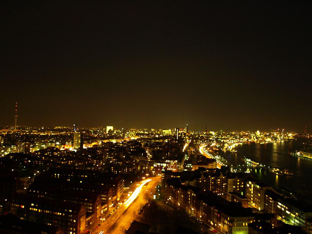 Hamburg am Abend 3