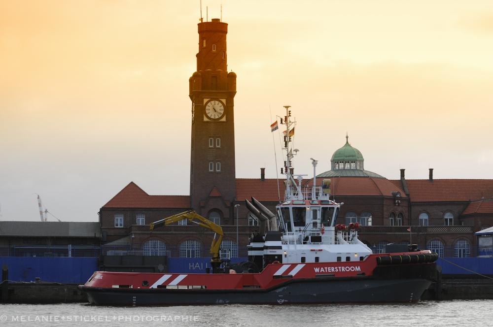 Hamburg -- Amerika