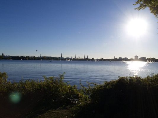 Hamburg Aussenalster