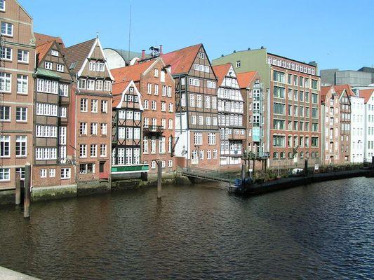 Hamburg...