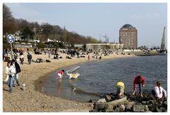 Hamburg Beach ...