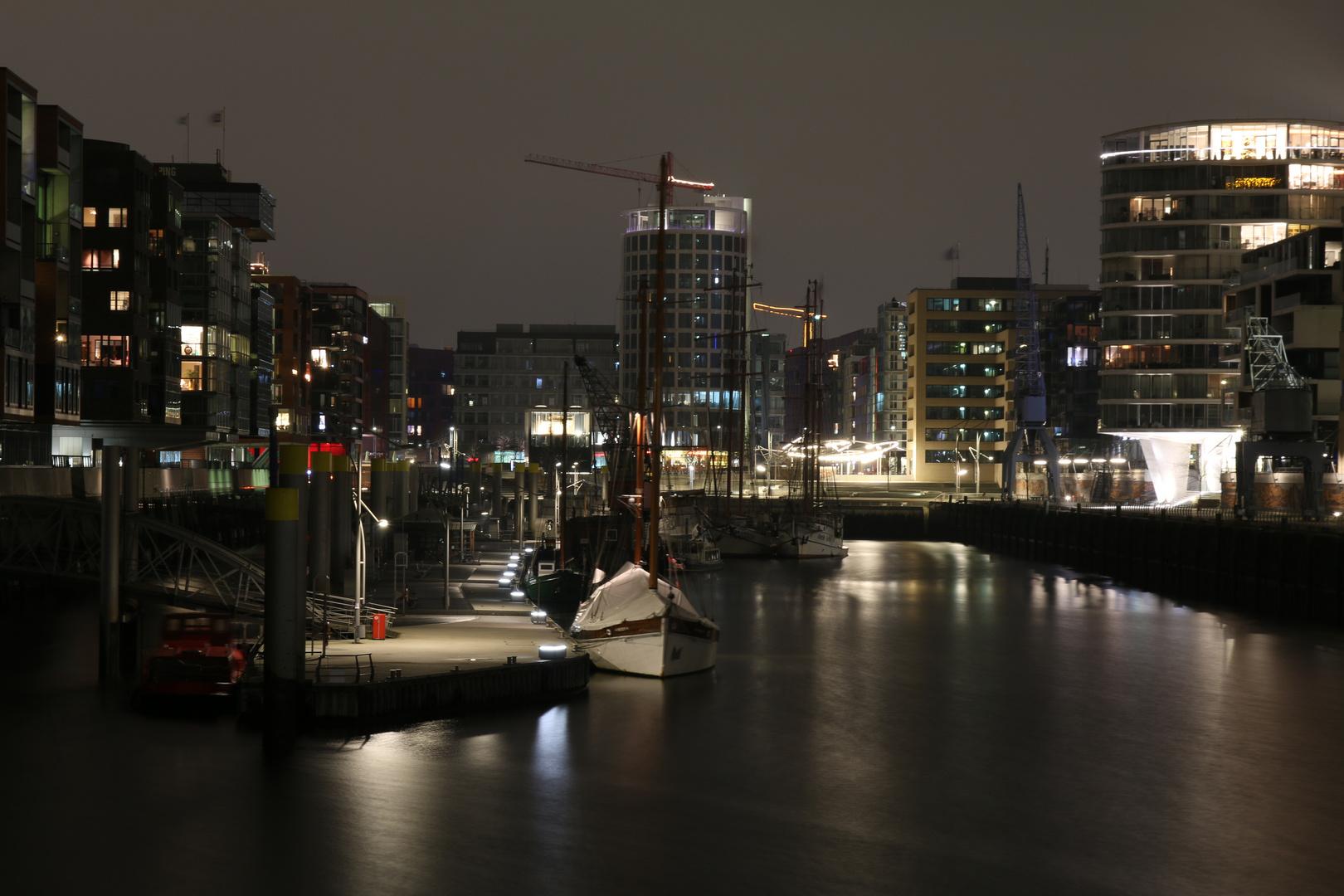 Hamburg bei Nacht, 02
