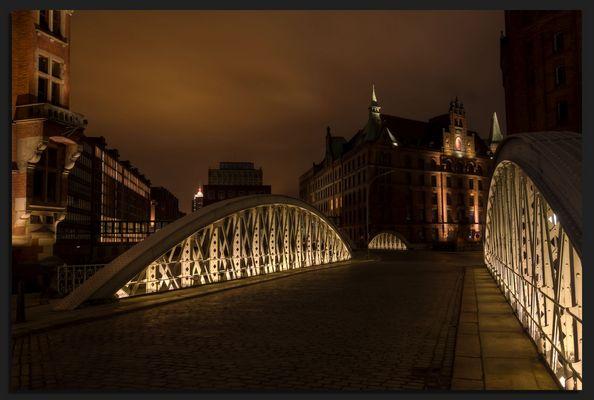 Hamburg bei Nacht #1