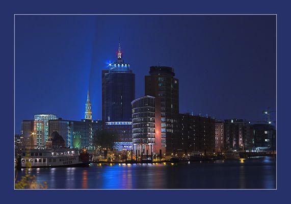Hamburg bei Nacht I [Reload]