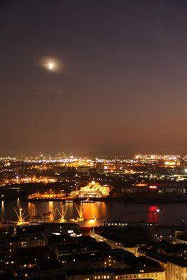 Hamburg bei Nacht III