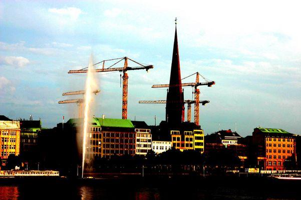Hamburg Binnen-Alster