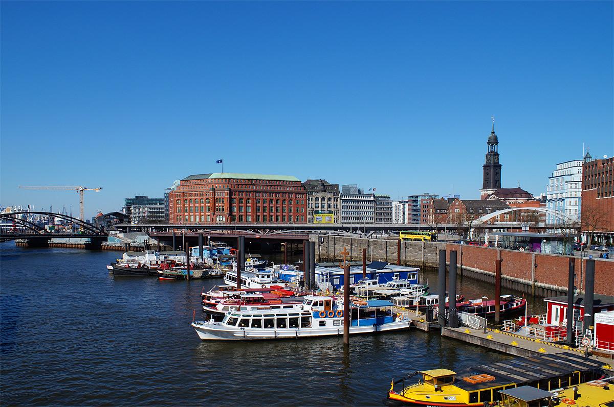 Hamburg - Binnenhafen