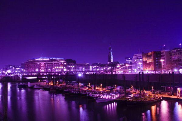 Hamburg Blue Hafen City