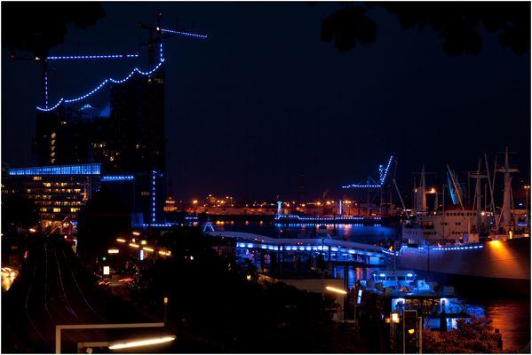 Hamburg Blue Port 1