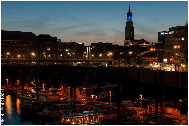Hamburg Blue Port 2012 - Michel
