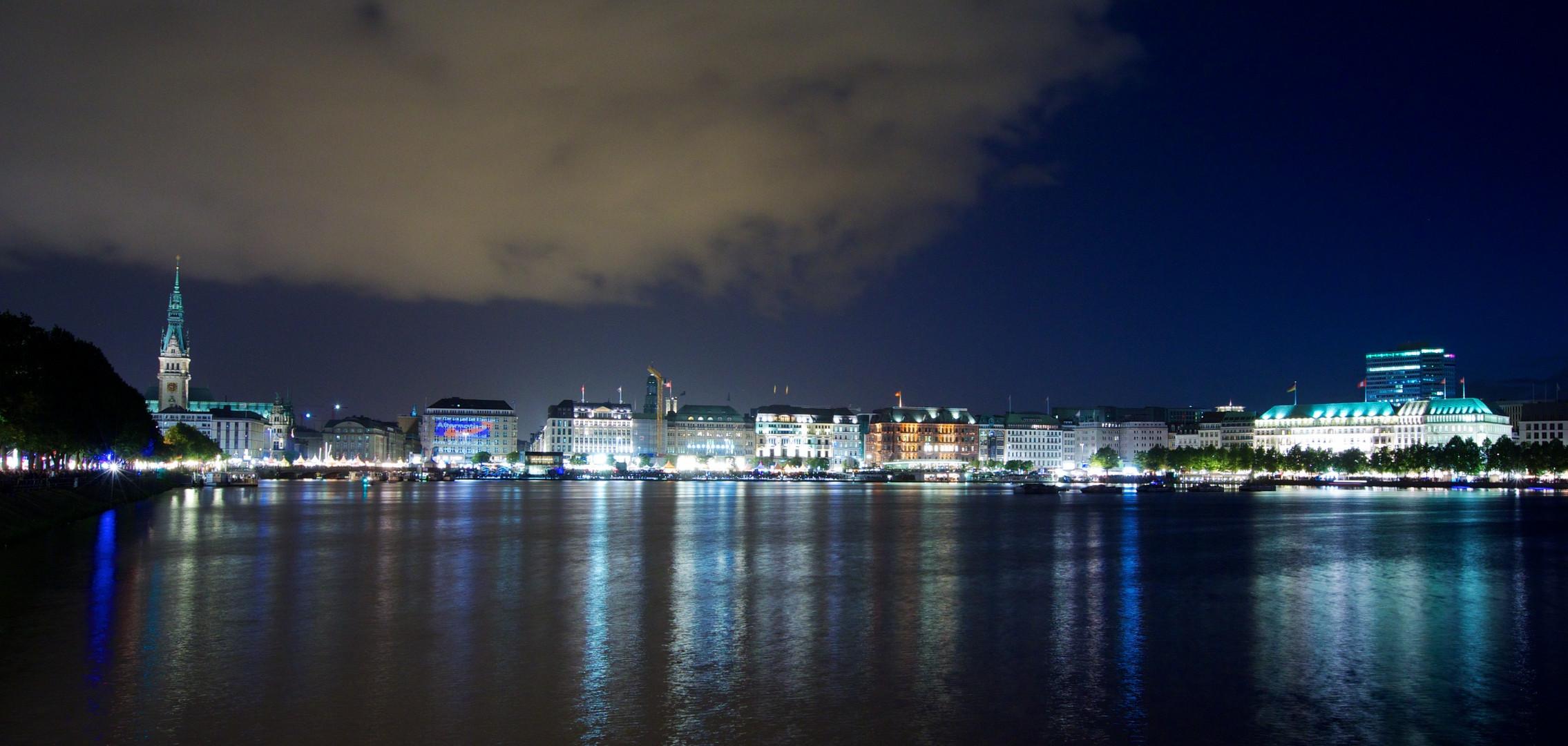 Hamburg Bluehour III