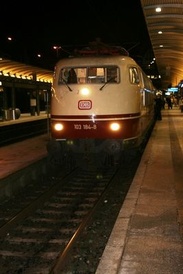 Hamburg BR103-184-8 2ter Versuch