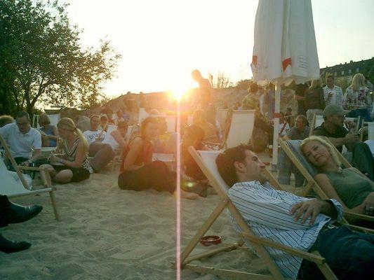 ... hamburg city beachclub