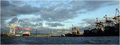 Hamburg - Containerterminal #2