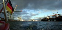 Hamburg - Containerterminal #3