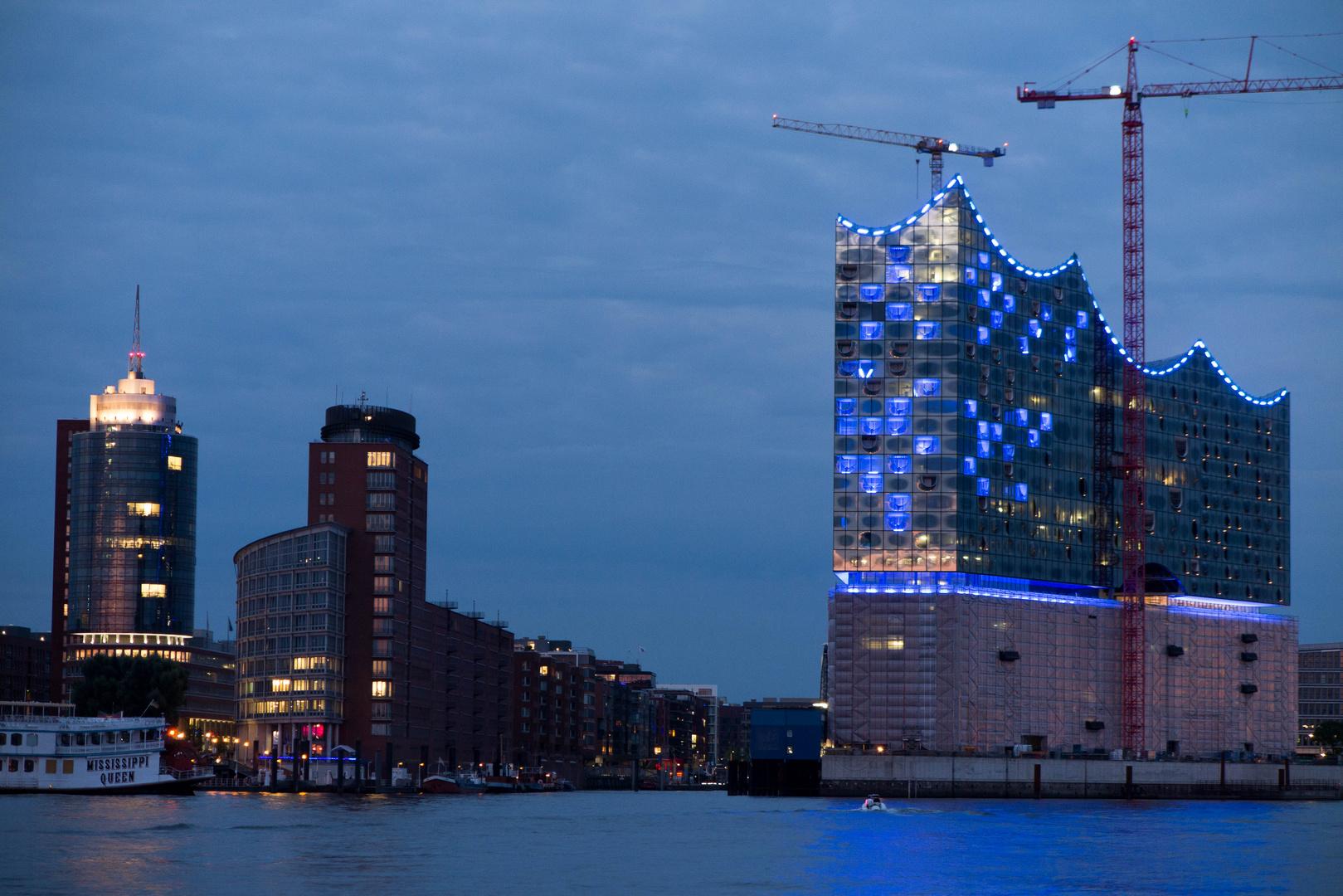 Hamburg - die Unvollendete