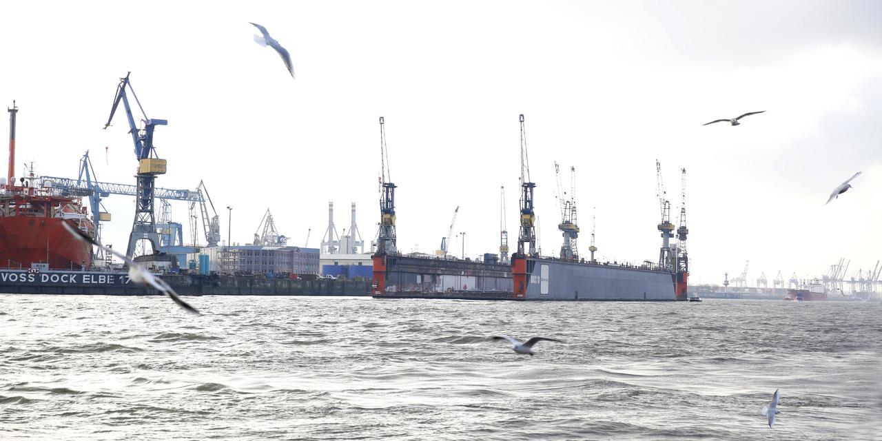 Hamburg Dock 17